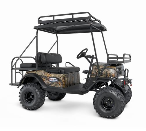 Picture of recalled Bad Boy  Buggy LT Model