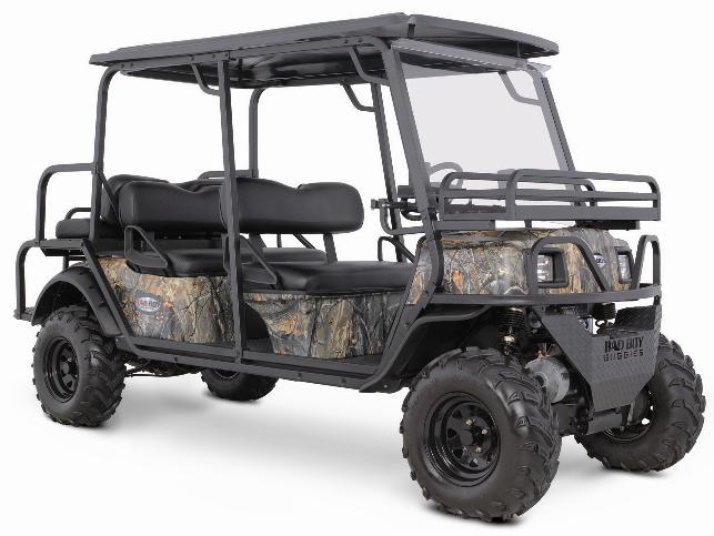 Picture of recalled Bad Boy Buggy Safari Model