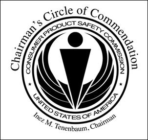 Chairman's Circle of Commendation Logo