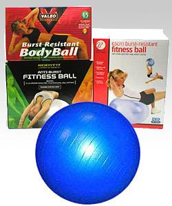 Picture of fitness ball