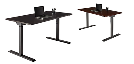 image of Realspace® Magellan Performance Electric Height-Adjustable Desks