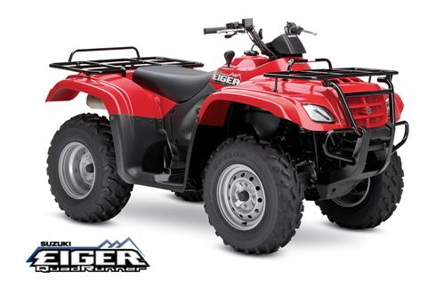 Picture of Recalled ATV Red