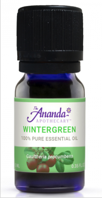image of Wintergreen 100% Pure Essential Oil, Sweet Birch 100% Pure Essential Oil, Super Soother Pure Essential Oil Blend, and Breathe Deep Pure Essential Oil Blend