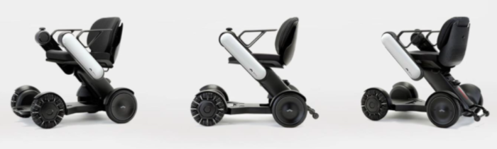 image of WHILL Personal Electric Vehicles, Model Ci