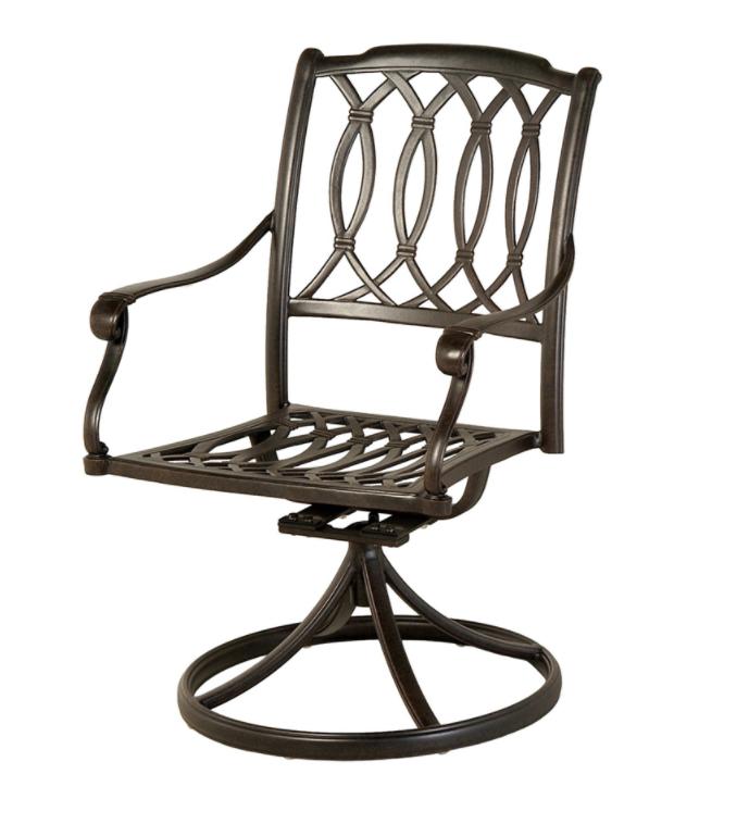 Recalled Hanamint swivel rocker chair