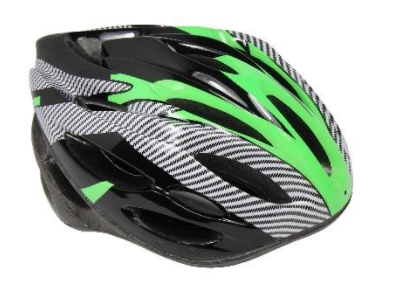 Recalled Any Volume bike helmet – side view