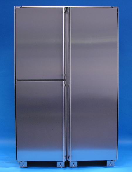 Picture of Recalled Refrigerator - Individual Unit in Side-By-Side Installation