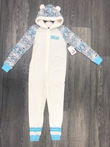 Example of recalled pajamas (other colors and styles included)