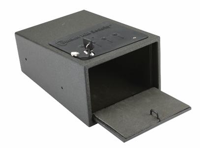 Recalled Bunker Hill handgun safe