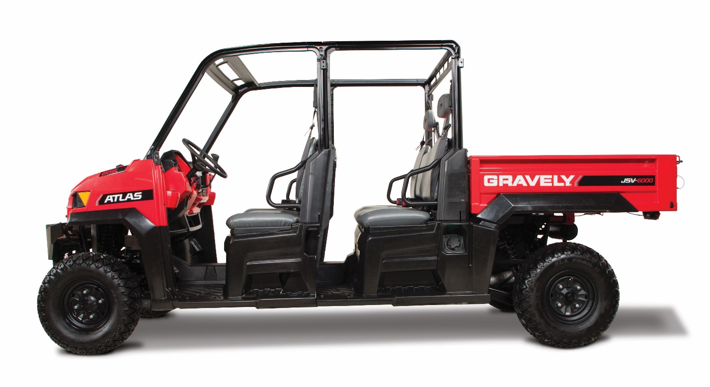 Recalled Gravely JSV 6