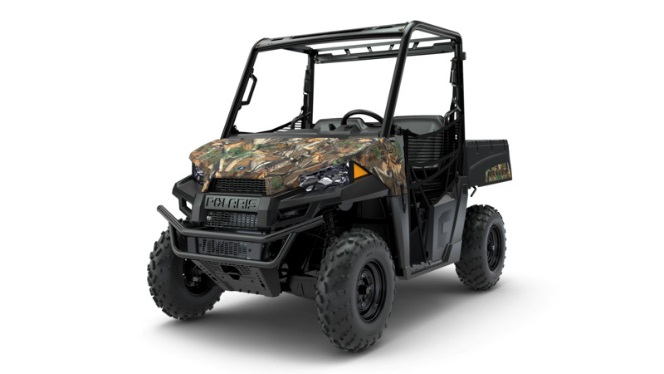 Recalled 2018 Polaris Ranger 570 – camo
