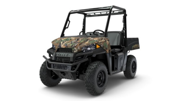 Recalled 2018 Polaris Ranger EV LI-ION – camo