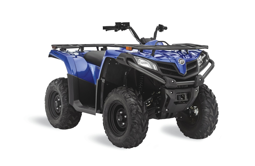 Recalled CFORCE 400 ATV