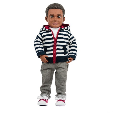 Recalled Billy Action Doll