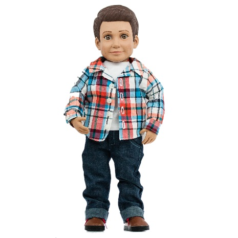 Recalled Mason Action Doll