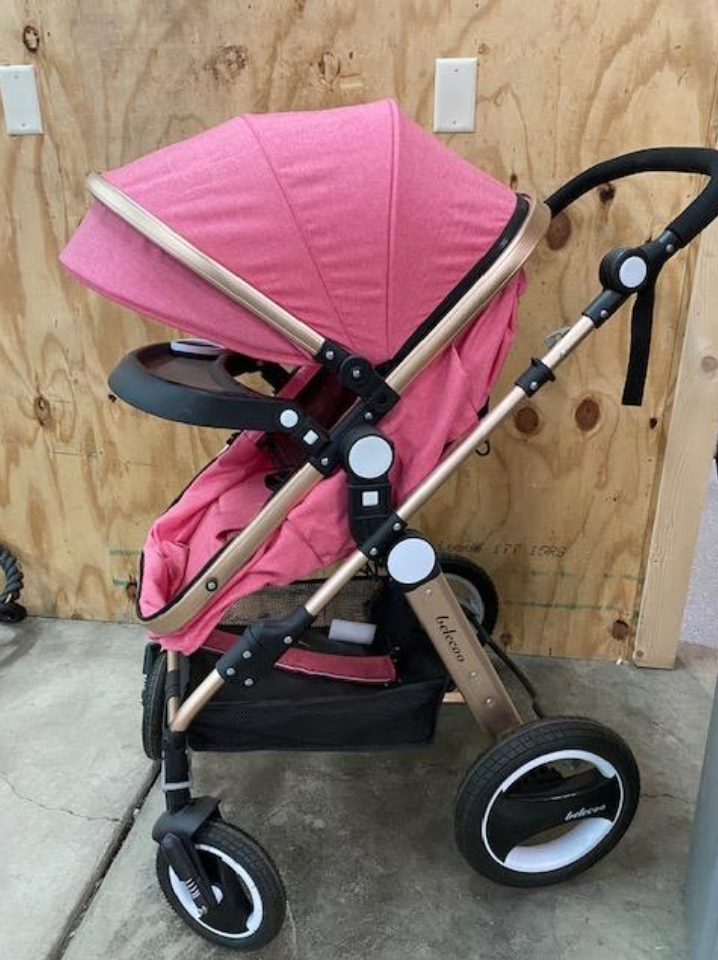 Recalled Belecoo Stroller
