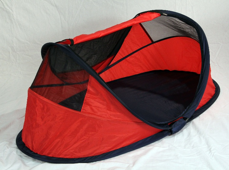 Peapod Travel Bed (red) & Suffocation Entrapment Risks Prompt Recall of PeaPod Travel Tents ...