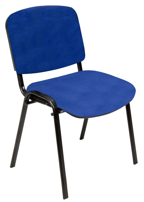 Oakmont blue stackable chair