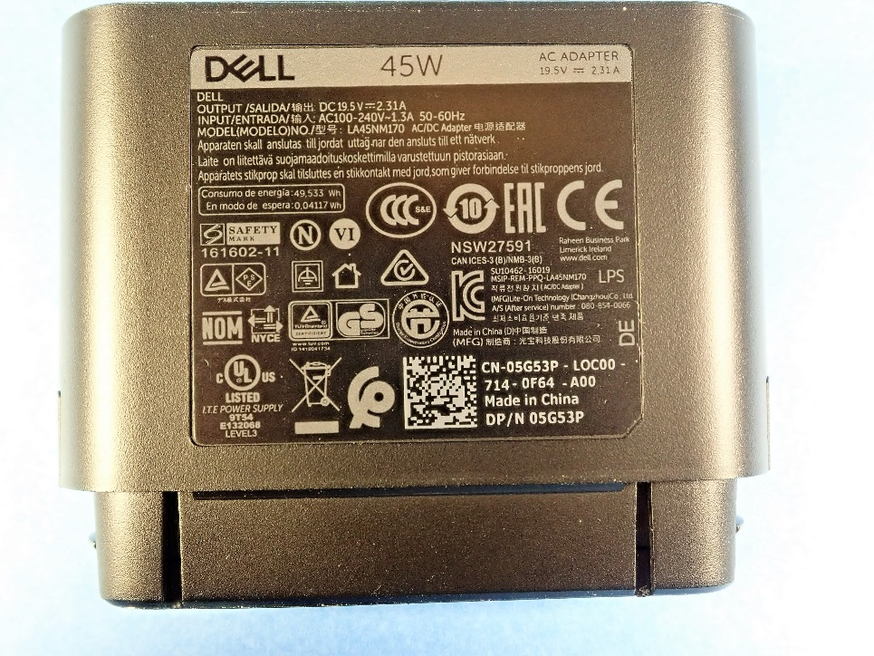 Dell Recalls Hybrid Power Adapters Sold with Power Banks Due