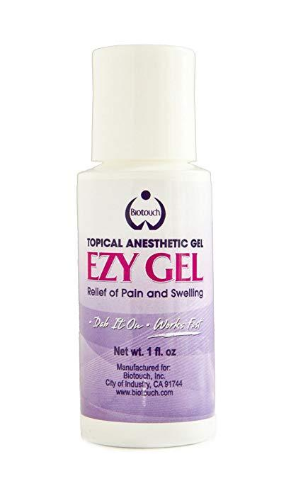 Recalled EZY Gel Topical Anesthetic Gel