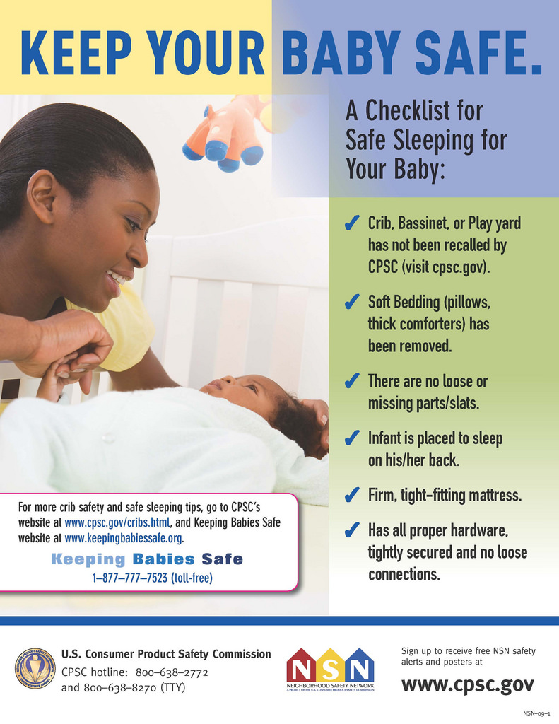 Keep Your Baby Safe Cpsc Gov