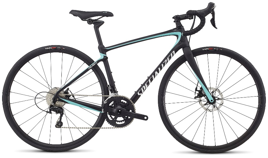 Specialized bicycle  (Black Ruby Elite)