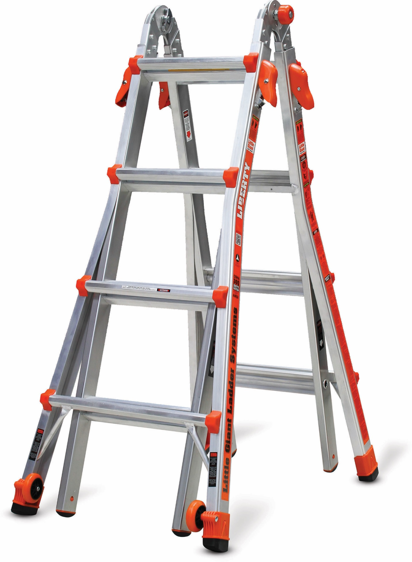 Wing Enterprises Recalls Little Giant Ladders Due To Fall