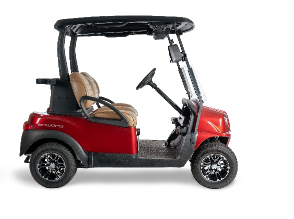 Photo 1: Recalled Club Car Tempo