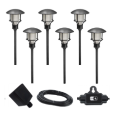 Recalled Hampton Bay and Paradise Lighting, Models HD33677BK, 1002753108, GL33993BR, TN-1210451, with Sterno Home LED power supply