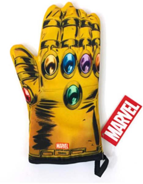 Recalled Marvel Thanos Infinity Gauntlet oven mitt
