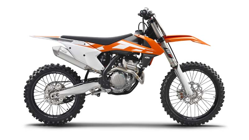 2016 KTM 250 SX-F Competition/Closed Course motorcycle