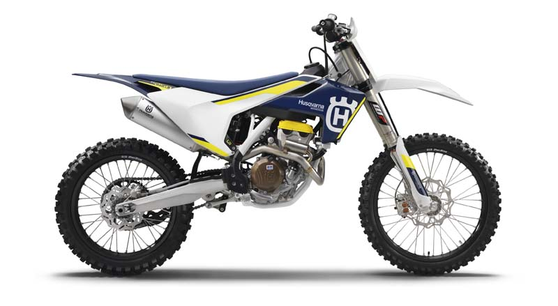 2016 Husqvarna FC 250 Competition/Closed Course motorcycle