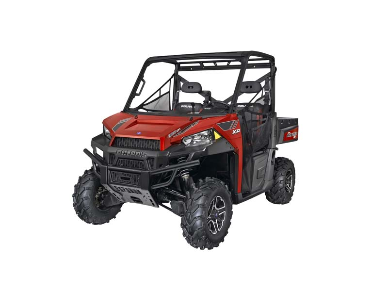 2014 RANGER XP 900 EPS Sunset Red