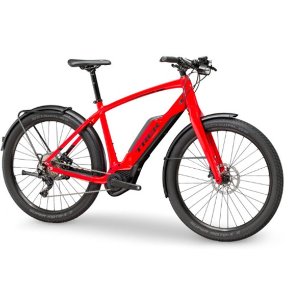 Recalled 2017, 2018, 2019 Super Commuter+ 8S
