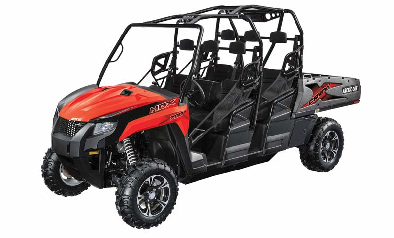 Arctic Cat Recalls Side By Side Utility Vehicles Due To
