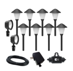 Recalled Paradise and Patriot Lighting, Models GL39166 and 3434162, with Sterno Home LED power supply