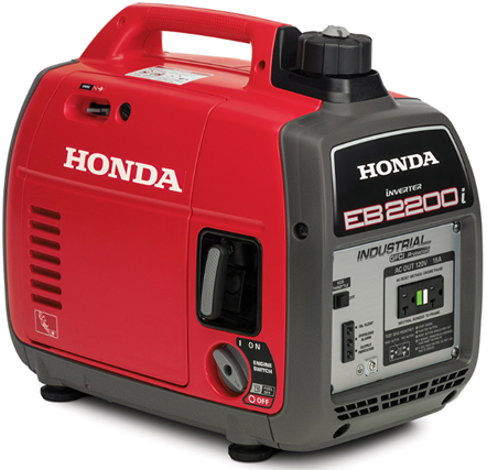 Recalled EB2200i portable generator