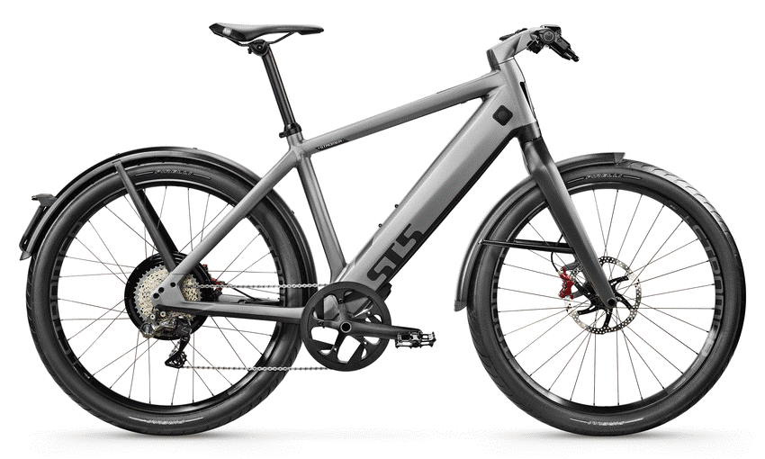 Recalled Stromer ST5 e-bike