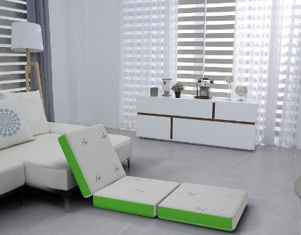 image of Cushy Form folding mattresses