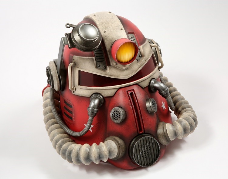 T-51b Power Armor Collectible Helmet