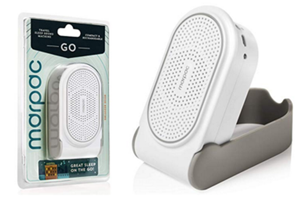 Recalled Marpac GO Travel Sound Conditioner sound machine