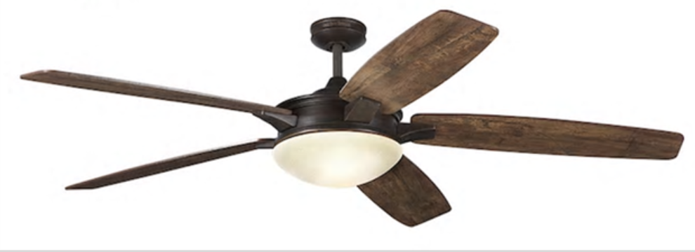 Recalled Harbor Breeze Kingsbury indoor ceiling fan