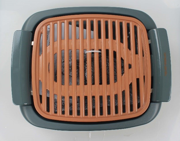 Recalled Tuff smoke-less grill