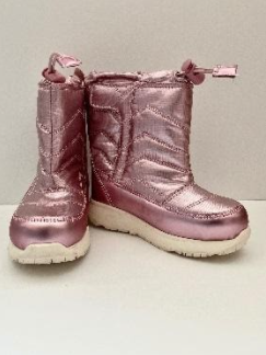 "Recalled Cat & Jack ""Himani"" Toddler Boots – Pink"
