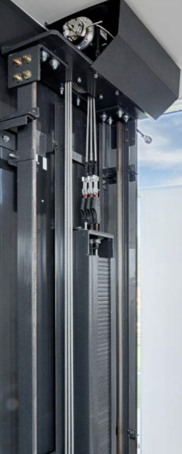 image of Traction elevators