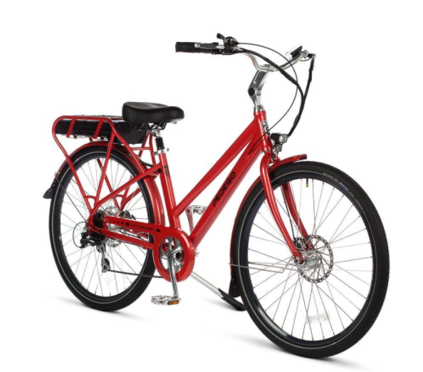 Recalled City Commuter (including Mid Drive Edition and Black Edition)