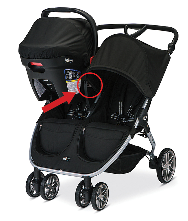Britax Recalls Strollers Due to Fall Hazard | CPSC.gov