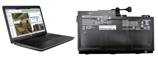 HP Expands Recall of Batteries for Notebook Computers and Mobile