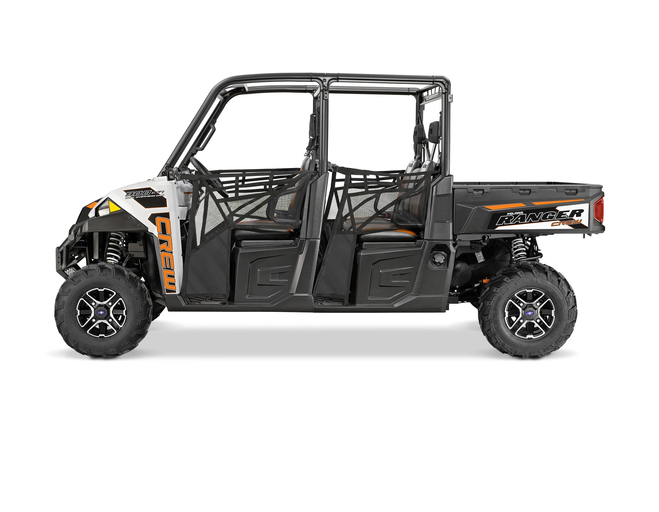 image of Polaris Ranger 900 recreational off-highway vehicles (ROVs)