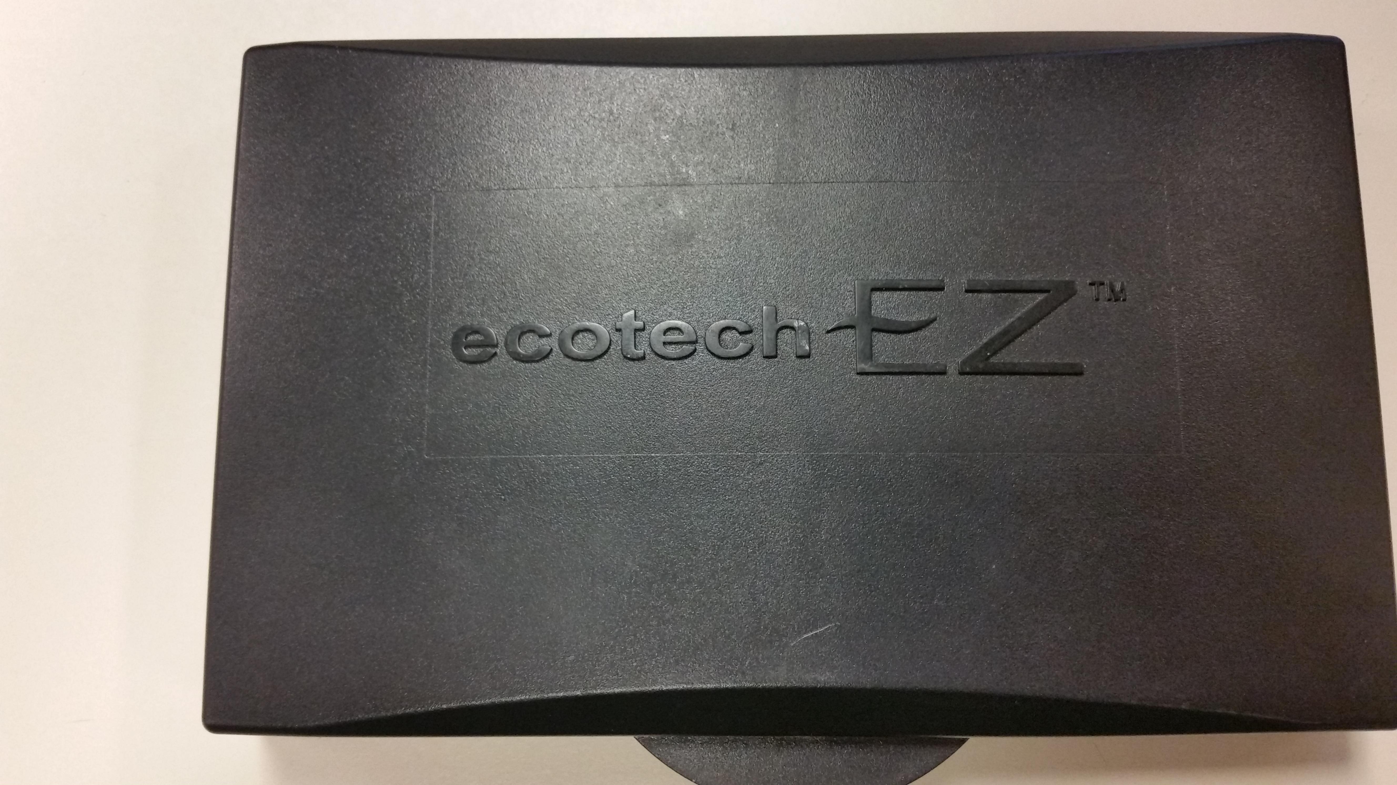 EcoTech EZ™ User Interface cover